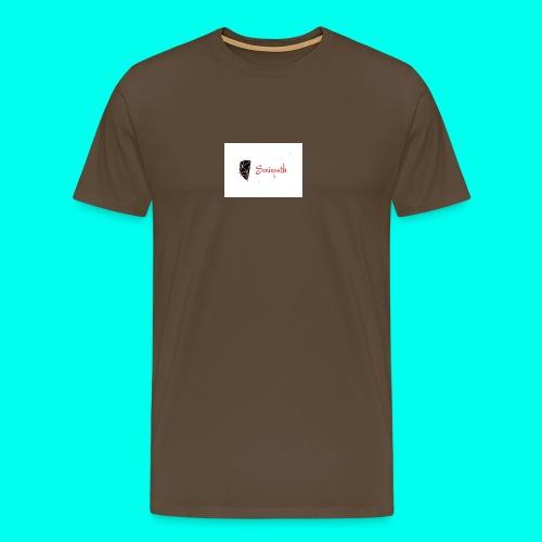 sociopath - Men's Premium T-Shirt