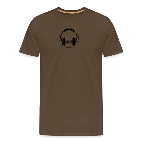 TonTreiber Logo - Männer Premium T-Shirt