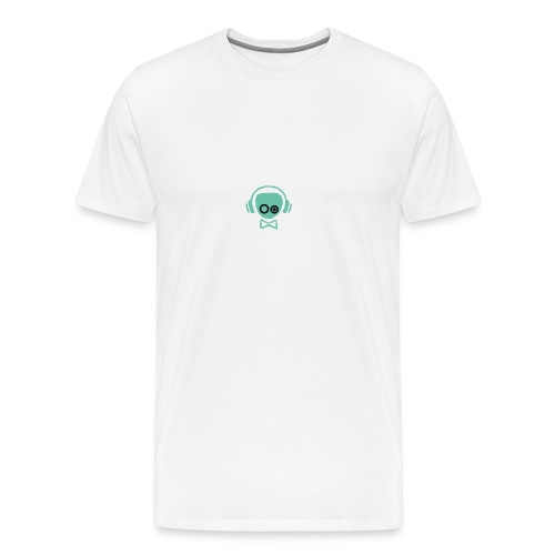 Gamer Design - Herre premium T-shirt