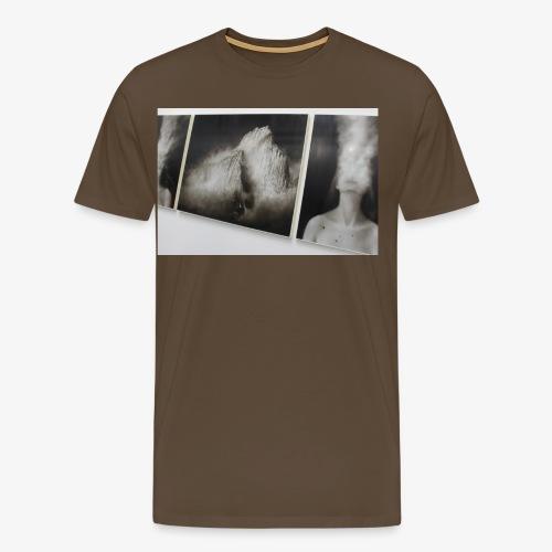 smoke - Maglietta Premium da uomo