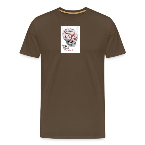 Hurt - Men's Premium T-Shirt