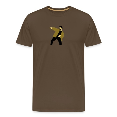 Benny Lava Ninja - Mannen Premium T-shirt