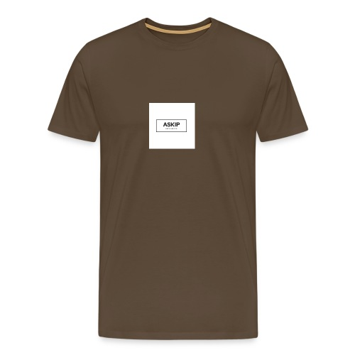 tchicaya - T-shirt Premium Homme