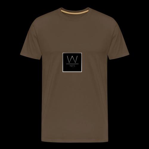 WOLDER - Herre premium T-shirt