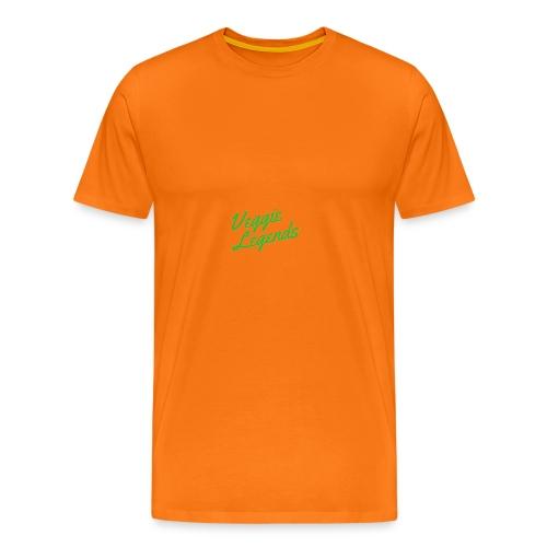 Veggie Legends - Men's Premium T-Shirt
