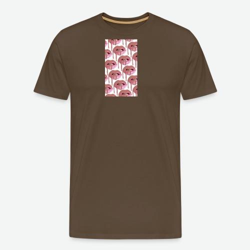 LIP-Itsamandaruyter - Premium T-skjorte for menn