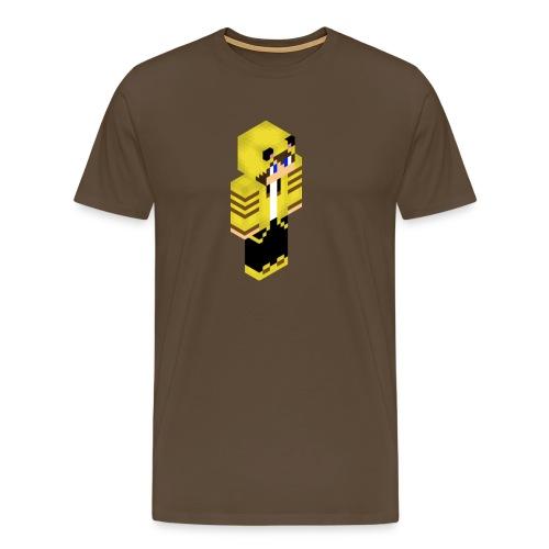kaaseigenaar png - Mannen Premium T-shirt