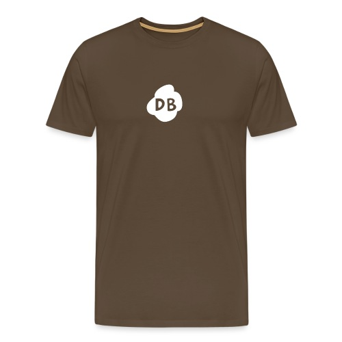 DangleBerry Logo png - Men's Premium T-Shirt