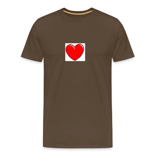 Love shirts - Mannen Premium T-shirt