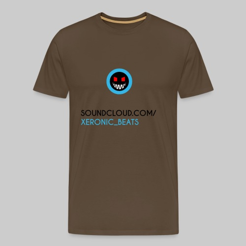 XERONIC LOGO - Men's Premium T-Shirt
