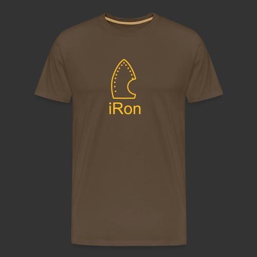 iRon - Männer Premium T-Shirt
