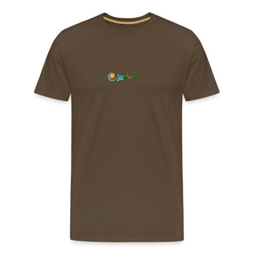 A simple design - Men's Premium T-Shirt