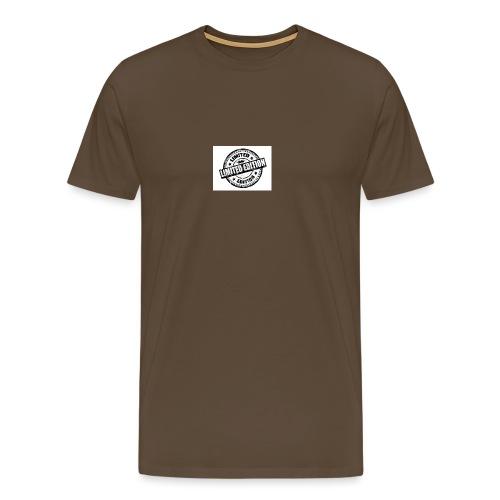 Limited_Edition - Männer Premium T-Shirt