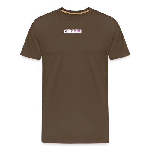 Gel-is-Nails4 - Men's Premium T-Shirt