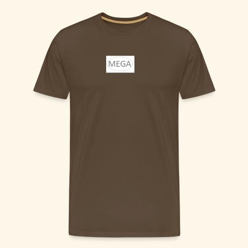 MEGA - Männer Premium T-Shirt