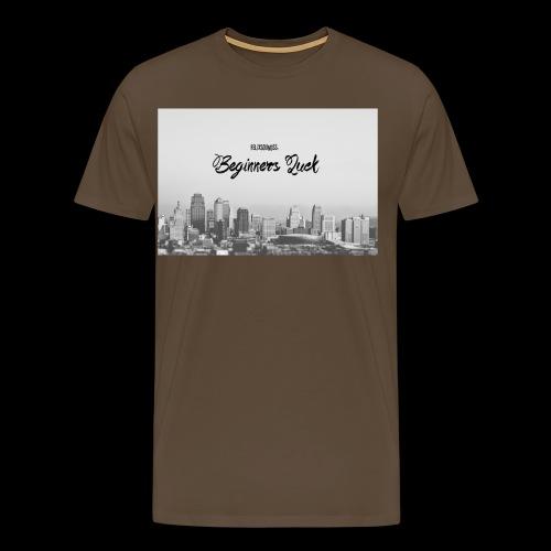 Beginners Luck Album - Men's Premium T-Shirt