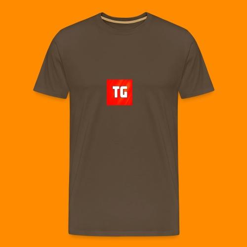 T-Shirt Vrouwen met logo - Mannen Premium T-shirt