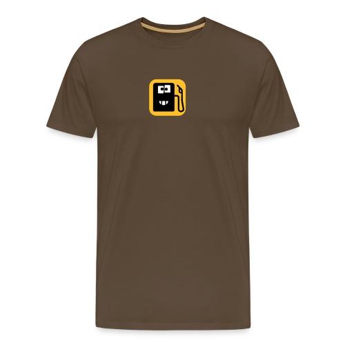 TankBillig Logo - Männer Premium T-Shirt