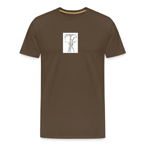 Bookworm For those who love to read & learn xxx - Men's Premium T-Shirt