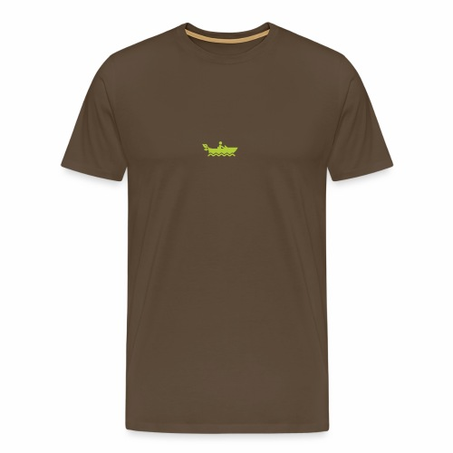 Lipsia-e-motion Boot - Männer Premium T-Shirt