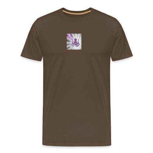 poulpe - T-shirt Premium Homme
