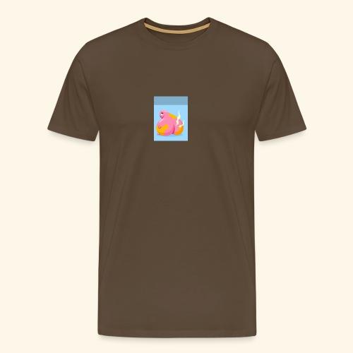 rompe - Premium T-skjorte for menn