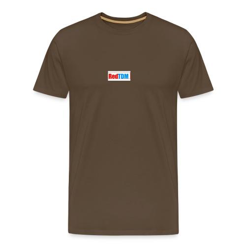 RedRed TDMBlue - Men's Premium T-Shirt