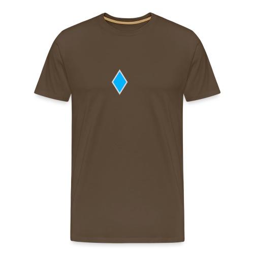Diamond blue - Men's Premium T-Shirt