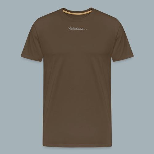 2018 Tatadaaa 01 - Mannen Premium T-shirt