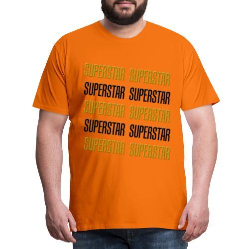 Superstar - Männer Premium T-Shirt