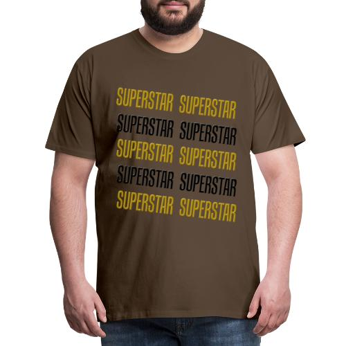 Superstar - Männer Premium T-Shirt