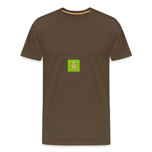 GTF Retro Logo - Men's Premium T-Shirt