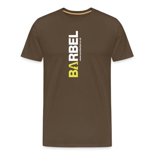 barbel tag - Men's Premium T-Shirt