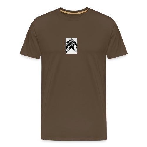 Ski style - T-shirt Premium Homme