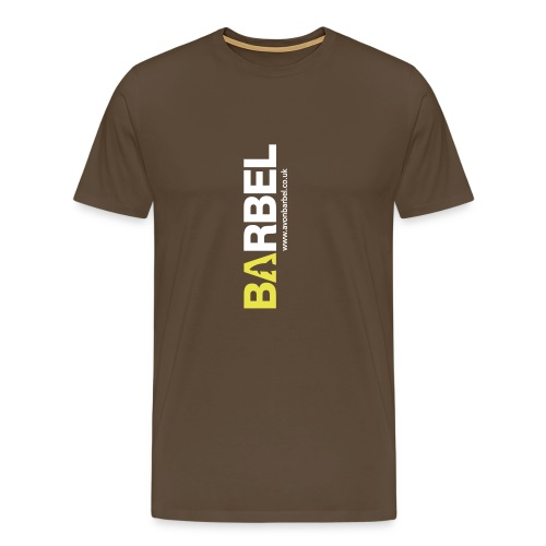 barbel tag - Men's Premium T-Shirt