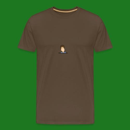 Heren t--shirt cartoon Lewis - Mannen Premium T-shirt