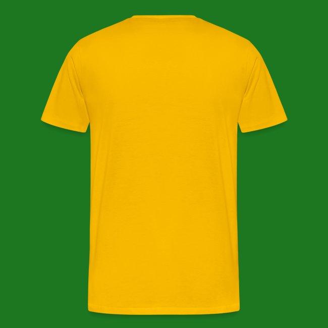 Heren t--shirt cartoon Lewis