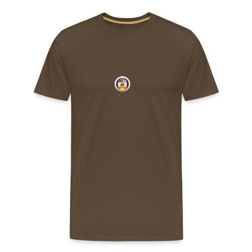 easyfotozeelandlogoverbeterd2015 - Mannen Premium T-shirt