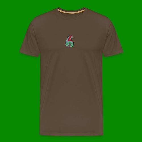 Little graphic graphic - Premium-T-shirt herr