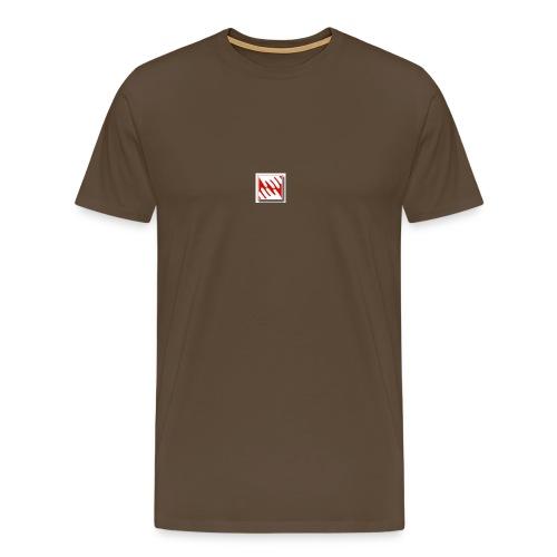 cooperiamo insieme copia - Maglietta Premium da uomo