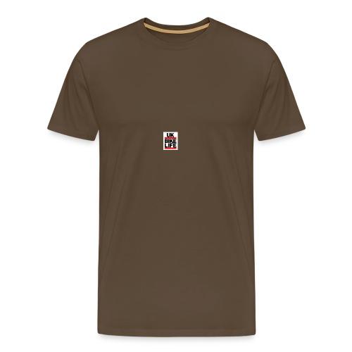 UK Bike Like - Men's Premium T-Shirt