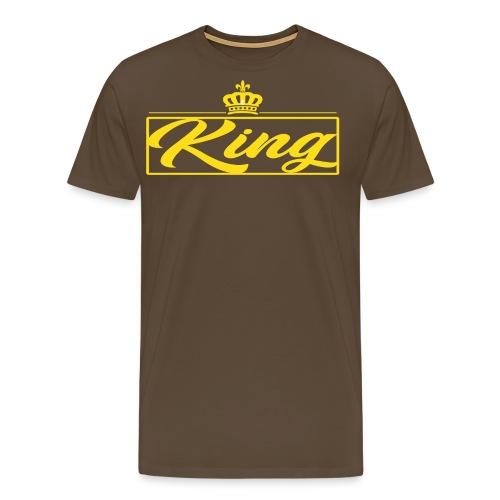 King - Camiseta premium hombre