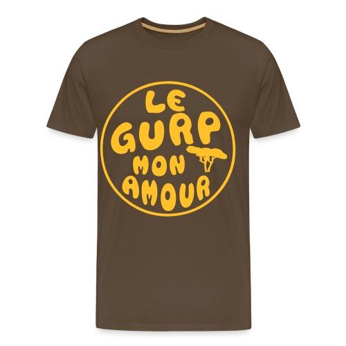 LEGURP MonAMOUR - Männer Premium T-Shirt