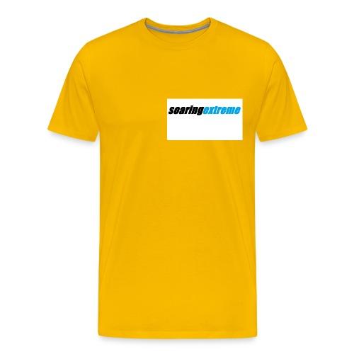 soaring extreme youtube - Männer Premium T-Shirt