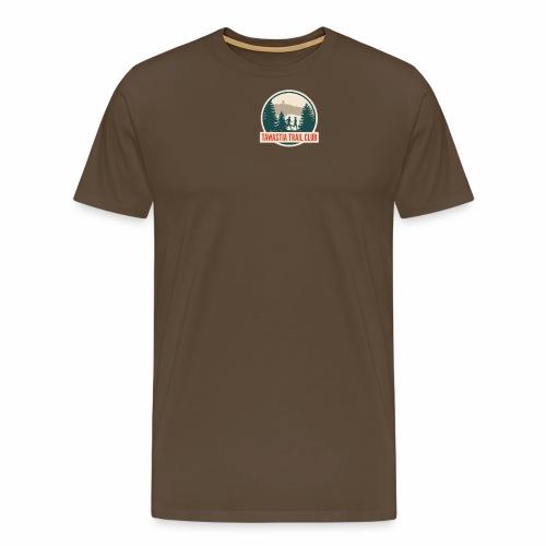 Tawastia Trail Logo - Miesten premium t-paita