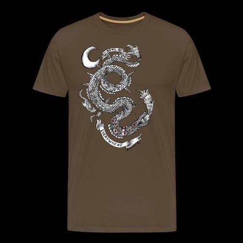 Primordial Sin - Maglietta Premium da uomo
