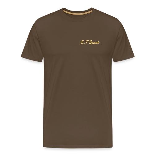 Et.Scoot - T-shirt Premium Homme