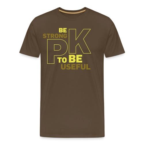 bestrong - Männer Premium T-Shirt