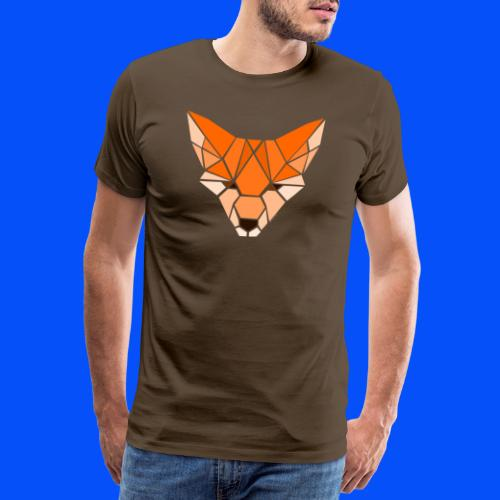 renard (collection Sauvage) - T-shirt Premium Homme