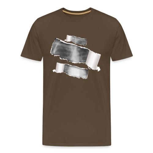 Chest X-Ray - Maglietta Premium da uomo
